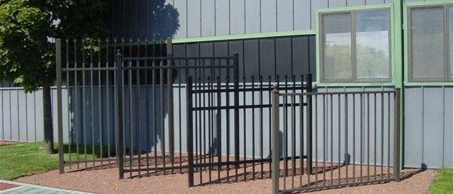 Milwaukee and Waukesha Fence, Fencing contractors, Security Fences