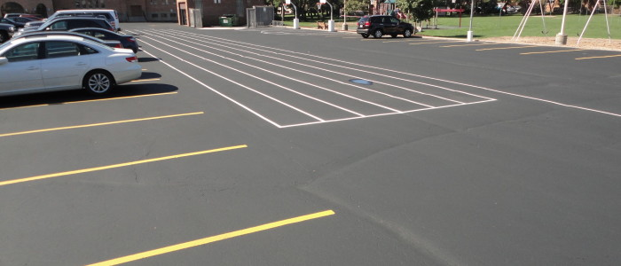 Parking Lot Repair, Parking lot construction, Asphalt, Black top, Milwaukee, Waukesha